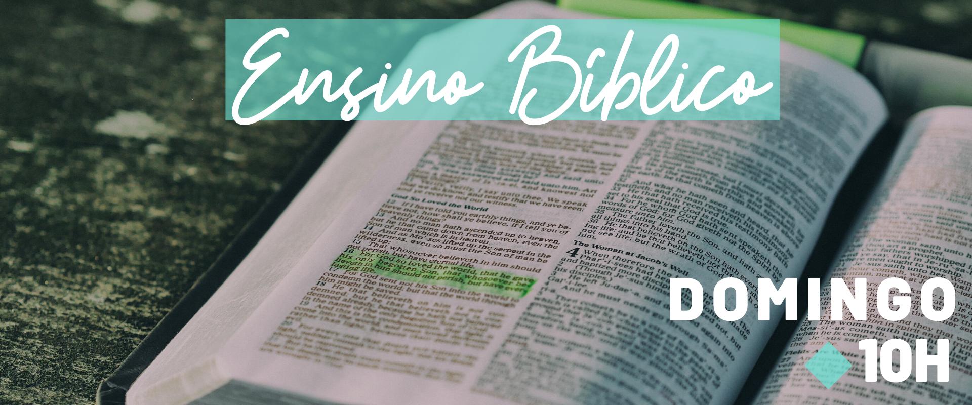 Ensino Biblíco